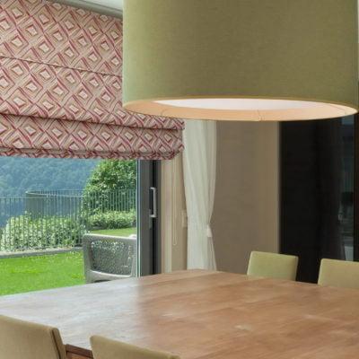 Римские шторы в квартиру